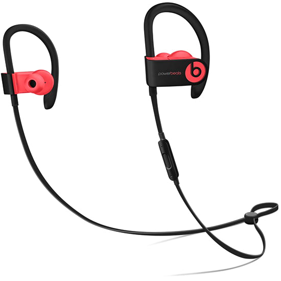 Beats Powerbeats3 In-Ear Wireless Headphones - Red - Aiiwah.com