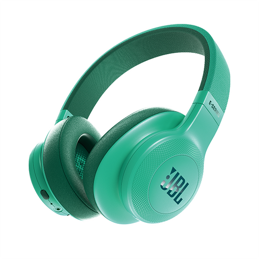 JBL On-Ear Bluetooth Headphones, Teal - E55BT