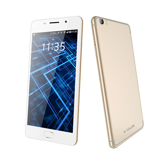 S-Color X9 Fingerprint Gold