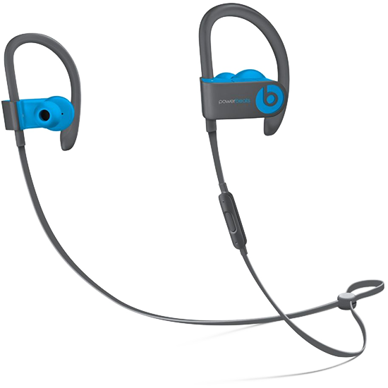 Beats Powerbeats3 In-Ear Wireless Headphones - Blue - Aiiwah.com