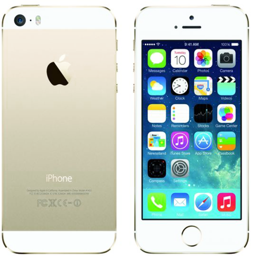 Apple iPhone 5S - 16GB, 4G LTE, Gold