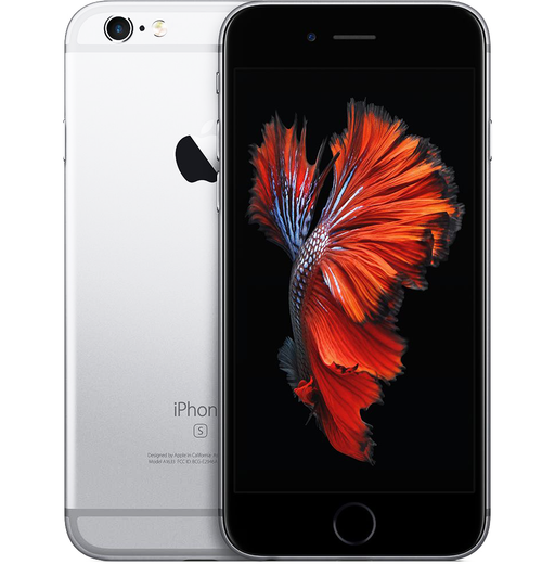 Apple iPhone 6S - 16GB, 4G LTE, Space Gray