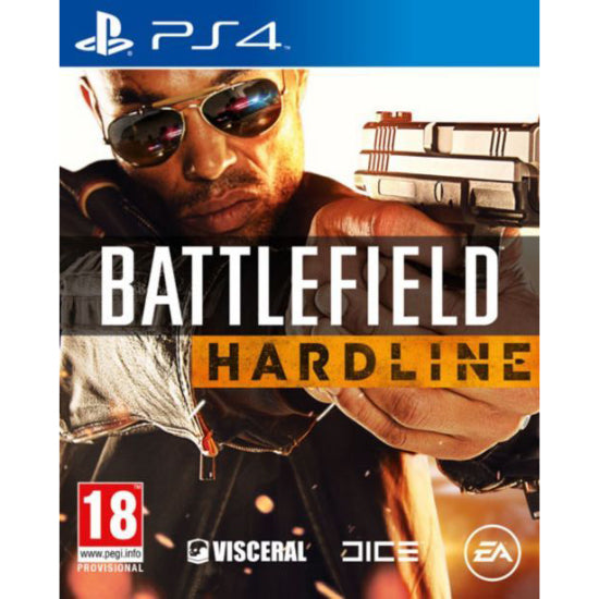 Battlefield Hardline by Electronic Arts - PlayStation 4 - Aiiwah.com