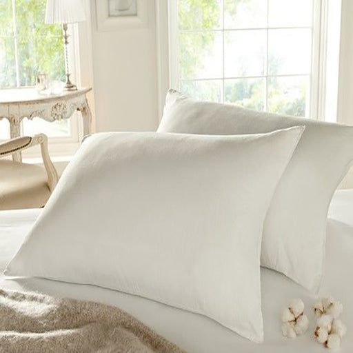 White Cotton Pillow-Aiiwah.com