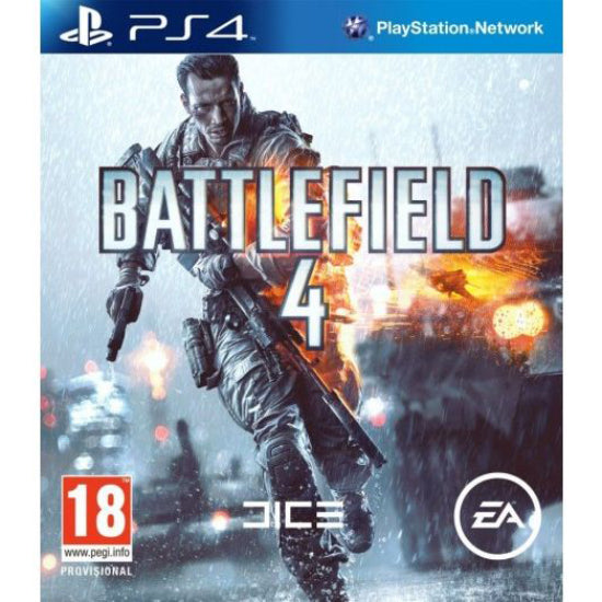 Battlefield 4 by Electronic Arts (2013) - PlayStation 4 - Aiiwah.com