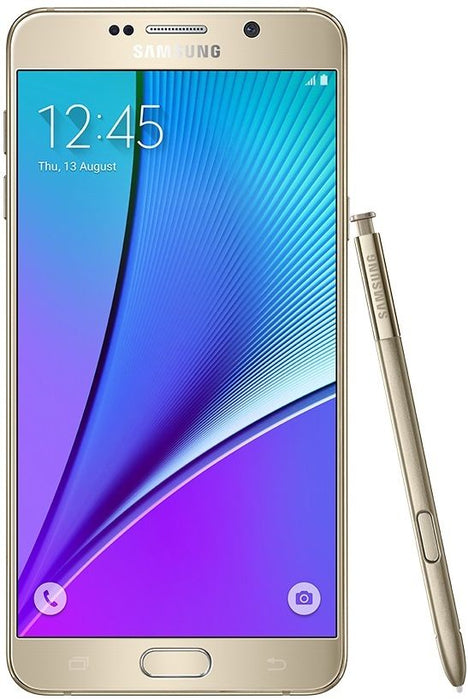 Samsung Galaxy Note 5 N920F 32GB Smartphone Gold