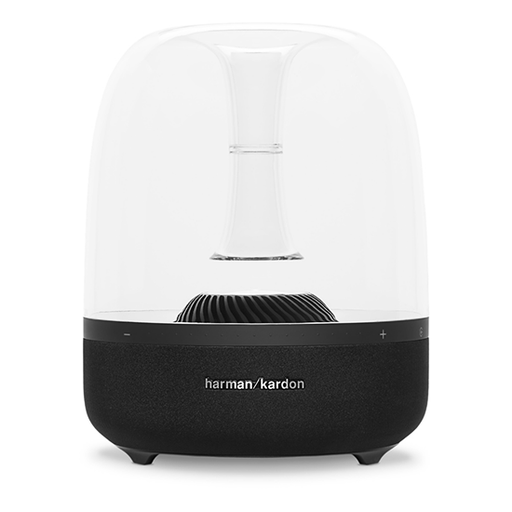 Harman Kardon Aura Studio Wireless Home Speaker System, Black-Aiiwah.com