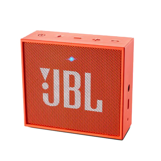 JBL GO Portable Bluetooth Speaker - Orange, JBLGOORG-Aiiwah.com