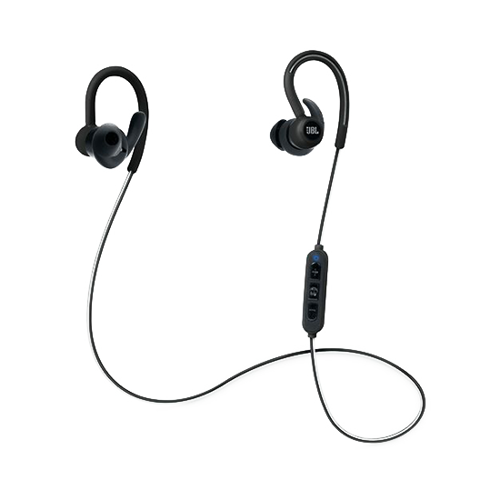 JBL Over-Ear Reflect Contour Headphone, Black - JBLREFCONTOURBLK