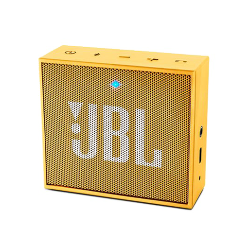 JBL GO Portable Bluetooth Speaker - Yellow, JBLGOYEL-Aiiwah.com