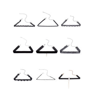 Multi Design Choker Necklace Set 9PCS