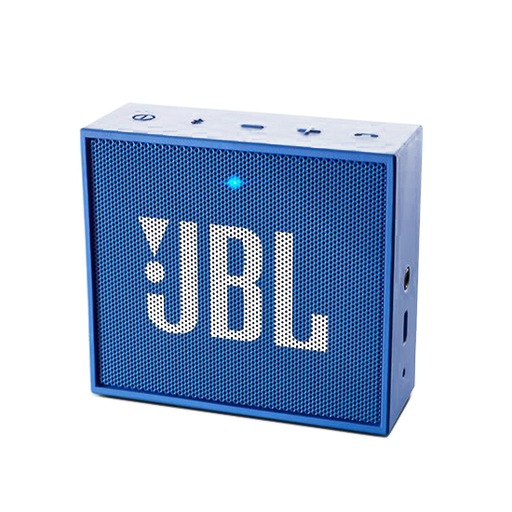 JBL GO Portable Bluetooth Speaker - Blue, JBLGOBLUE-Aiiwah.com