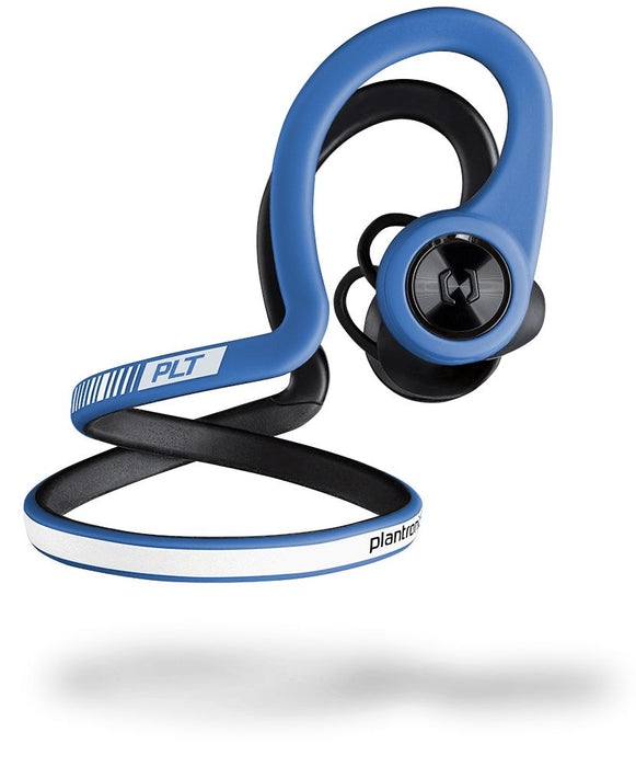 Plantronics BackBeat Fit Wireless Neckband Headphone, Blue