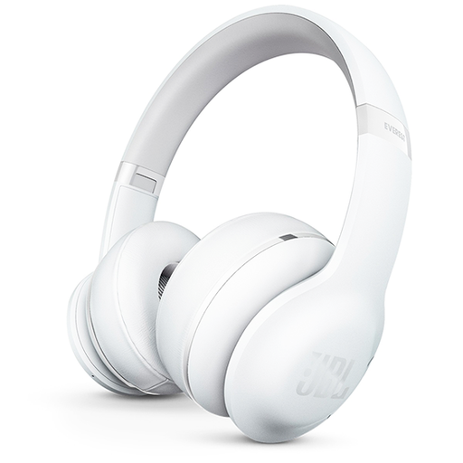 JBL Everest 300 Wireless Headphones - White, JBLE300BTWHT