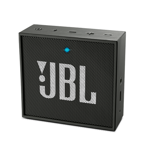 JBL GO Portable Bluetooth Speaker - Black, JBLGOBLK-Aiiwah.com