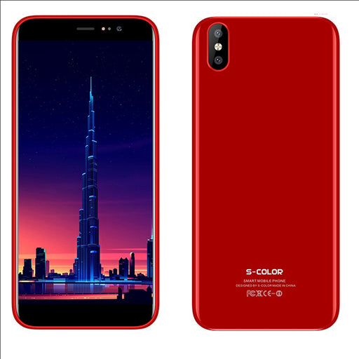 S COLOR i8, 4G Dual Sim, 5″ IPS, 4GB, 64GB-Aiiwah.com