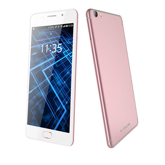 S-Color X9 Fingerprint, Rose Gold