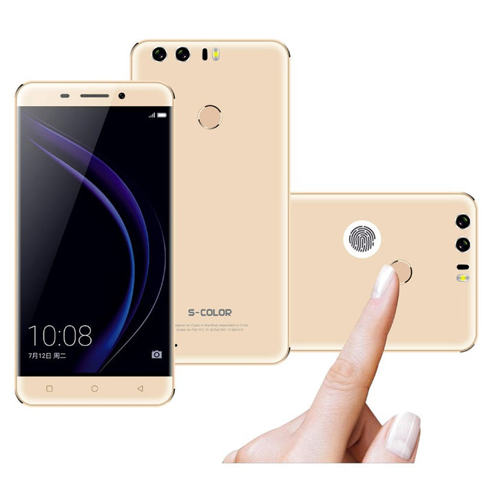 S-Color T20 Fingerprint Gold
