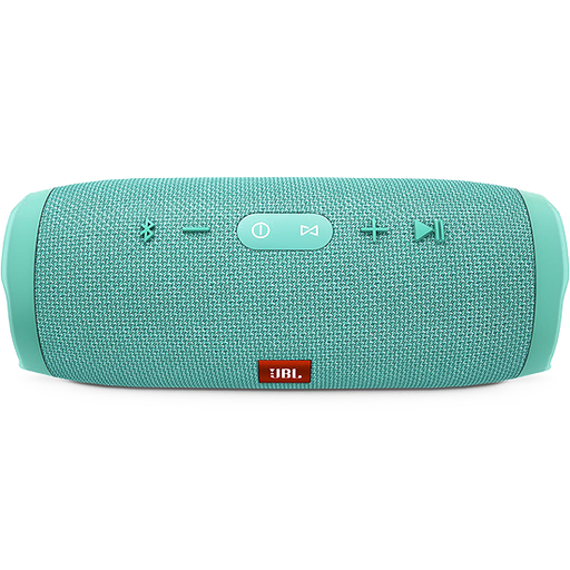 JBL Charge 3 Waterproof portable Bluetooth speaker, Teal -JBLCHARGE3TEAL-Aiiwah.com