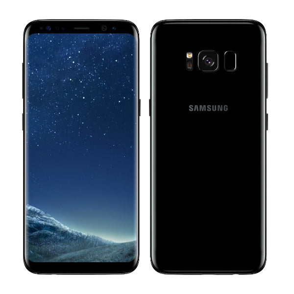 Samsung Galaxy S8plus G955fd Dual Sim 64Gb Black