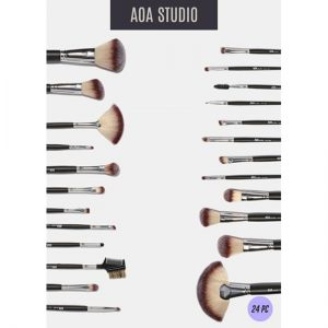 AOA Essential 24-Piece Brush Set - Aiiwah.com