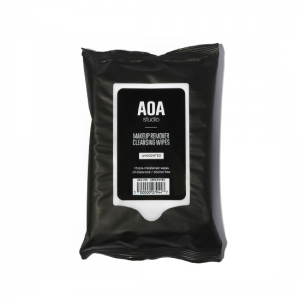 AOA Makeup Remover Wipes- Pure Unscented - Aiiwah.com