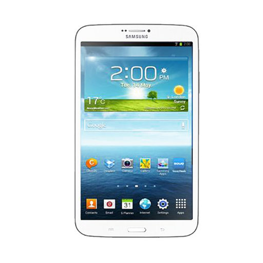Samsung Galaxy TAB 3 SM-T315 Tablet - 8 Inch, 16 GB, 4G LTE + Wifi, White