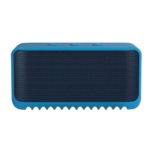 Jabra Solemate Mini Portable Bluetooth Speaker for Mobile Phones, Blue-Aiiwah.com