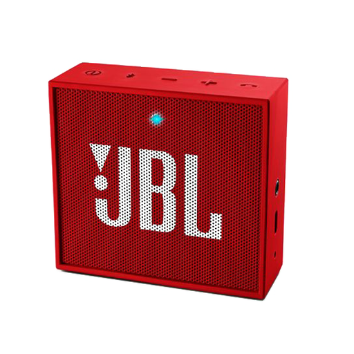 JBL GO Portable Bluetooth Speaker - Red, JBLGORED-Aiiwah.com