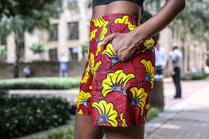 Ladies - Mbali Summer Shorts