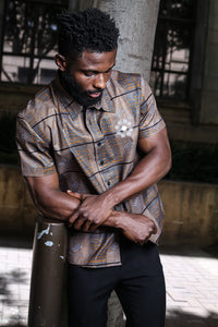 Mens - Ubuntu Summer Shirt