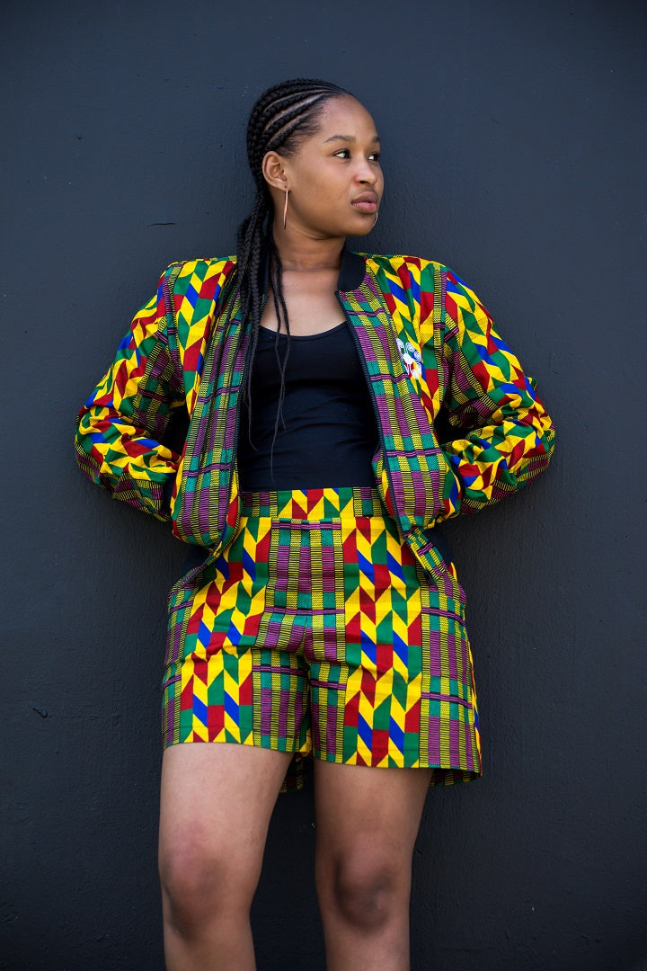 Ladies - Refilwe  Summer Bomber Jacket