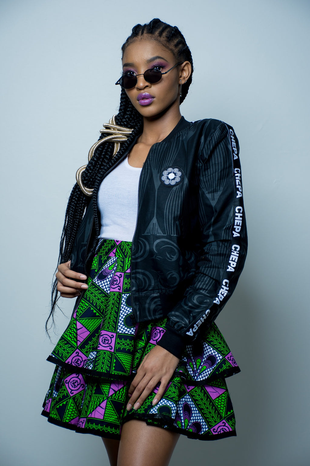 Ladies - Uhuru Summer Bomber Jacket