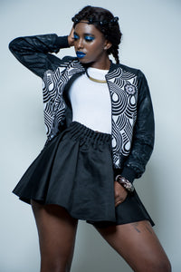 Ladies - Loyiso Summer Bomber Jacket