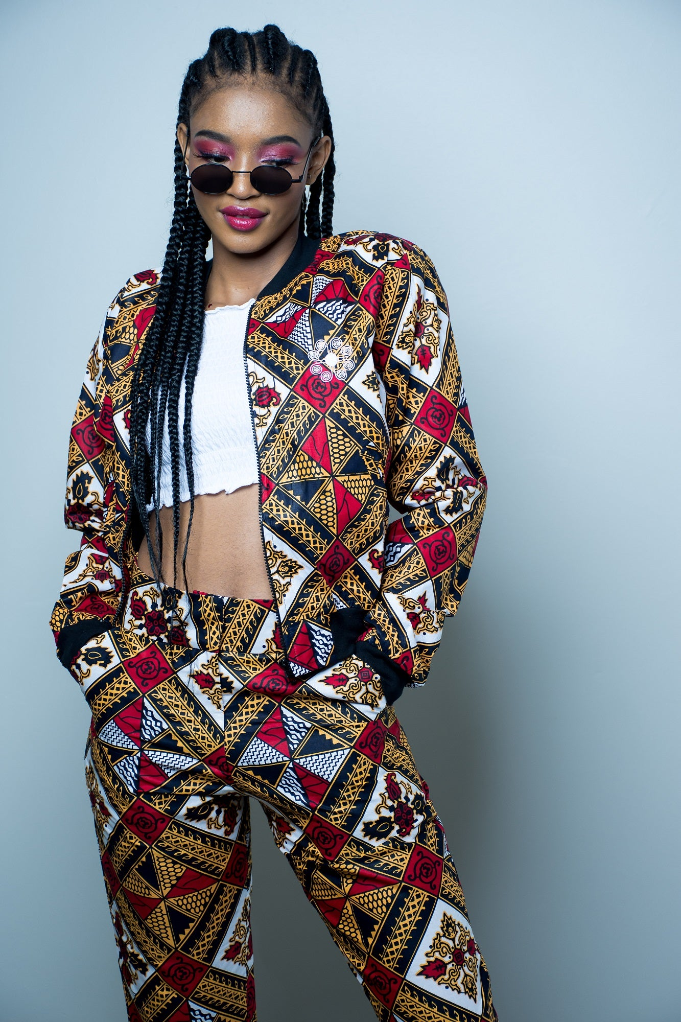 Ladies - Makhosi Summer Bomber Jacket