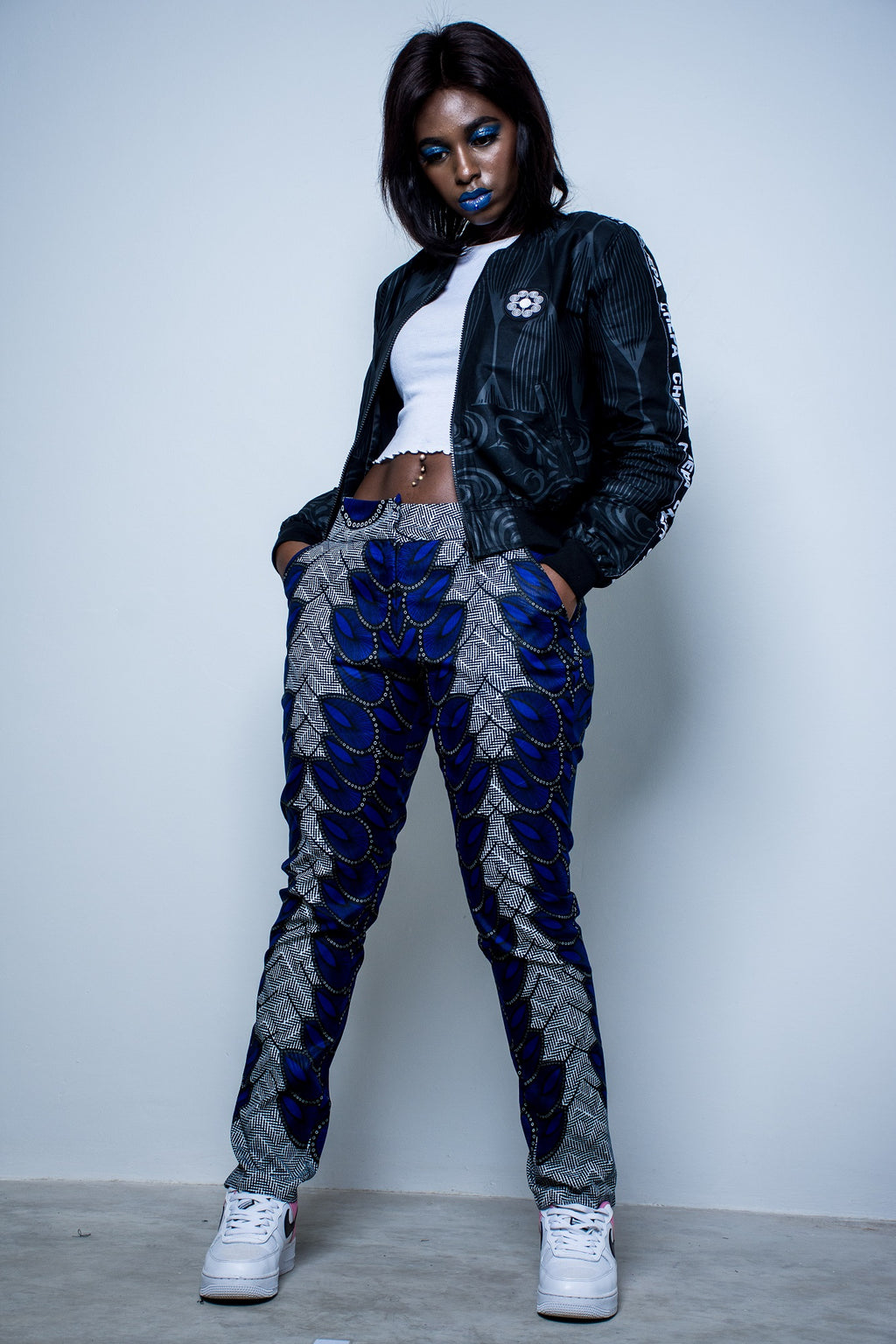 Ladies - Lwandle Fitted Pants
