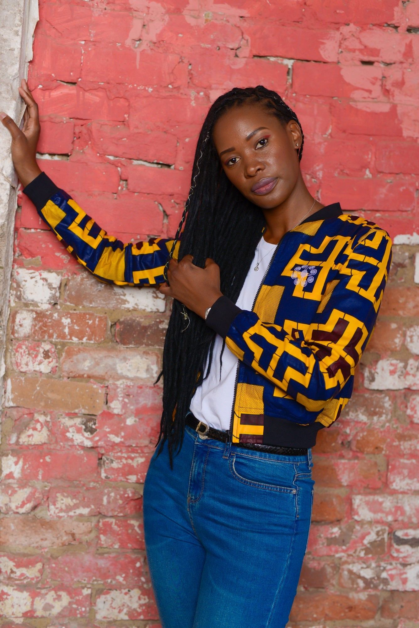 Ladies - Nubia Summer Bomber Jacket