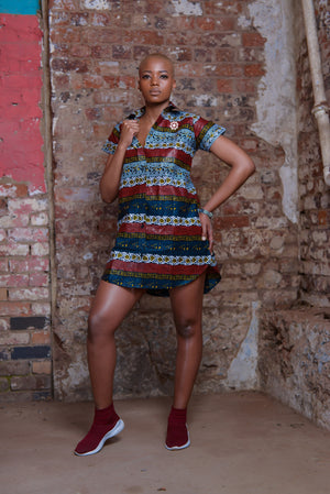 Ladies - Thando Shirt Dress