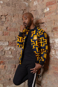 Mens - Nubia Summer Bomber Jacket
