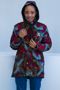 Ladies - Mpume Winter Parka Jacket
