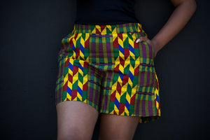 Ladies - Refilwe Shorts
