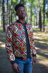 Mens - Makhosi Winter Bomber Jacket