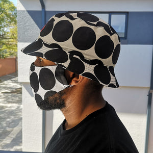 Polka dot - Ninja Face Mask (Unisex)