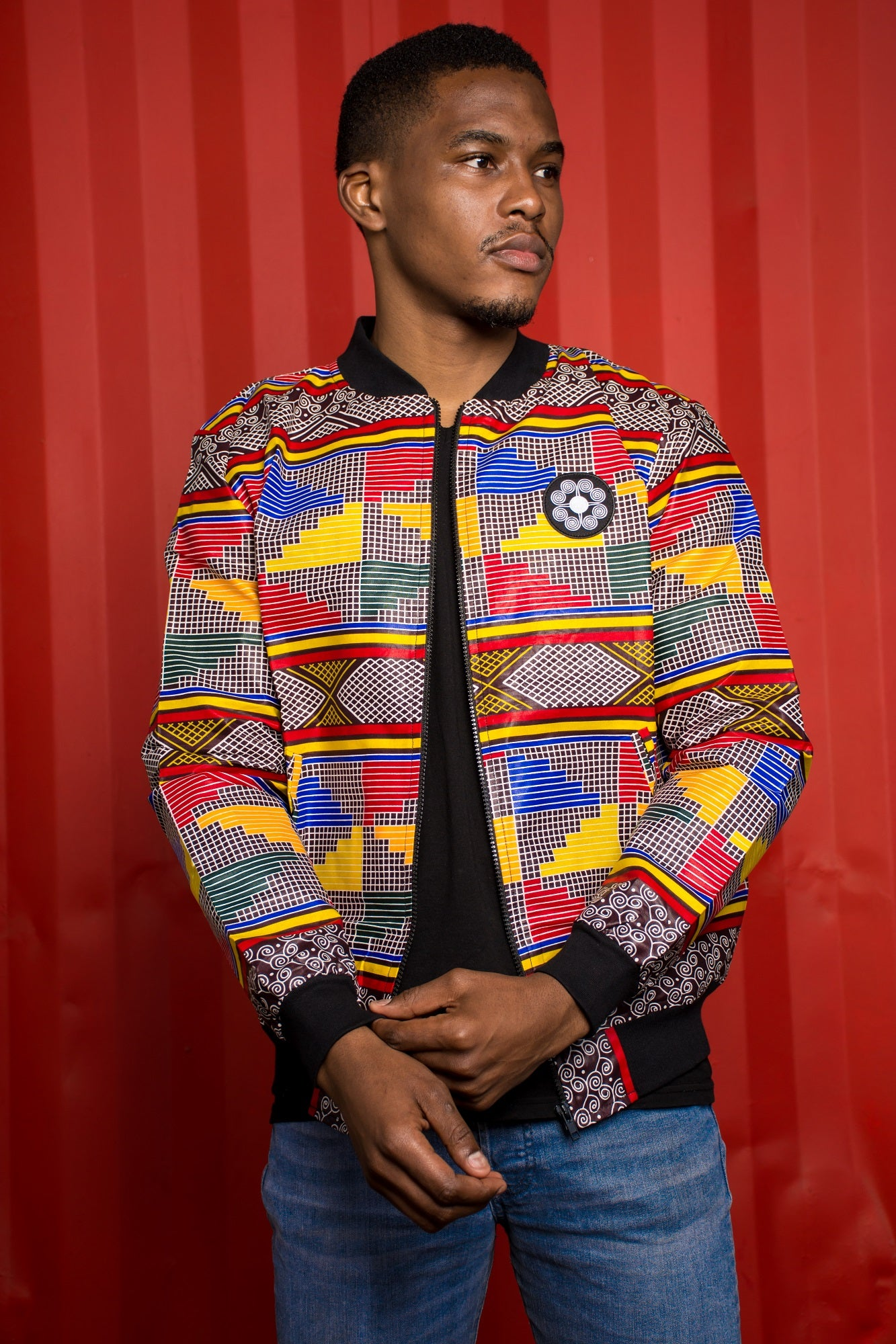 Mens - Ndiwe Summer Bomber Jacket