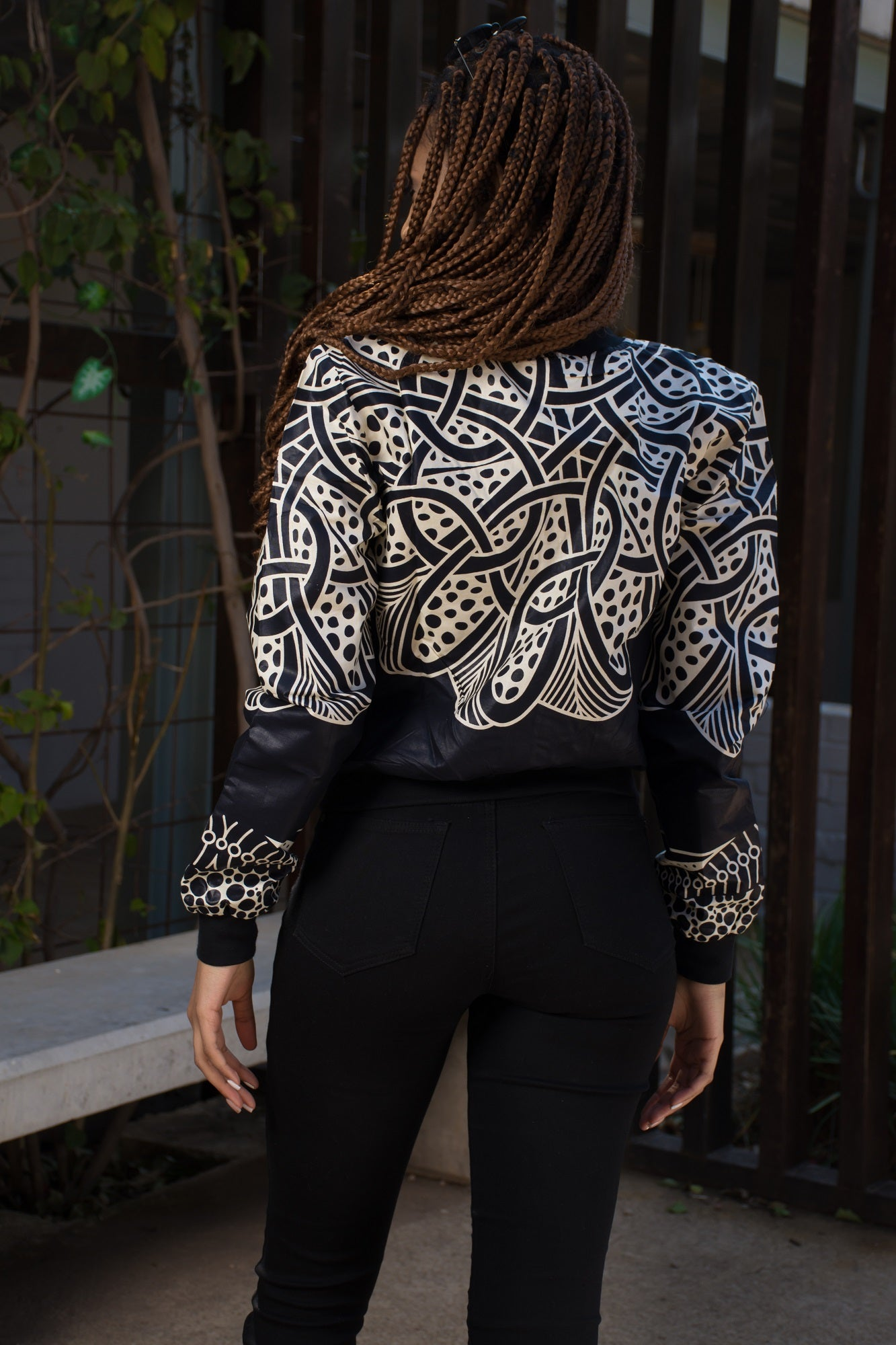 Ladies - Thabiso Summer | Luxe Edition | Bomber Jacket