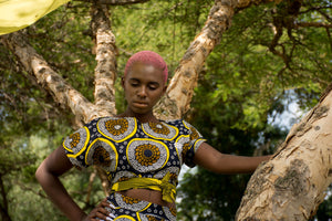 Ladies - Nomhle Crop-Top