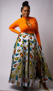 Ladies - Phiko Maxi Skirt