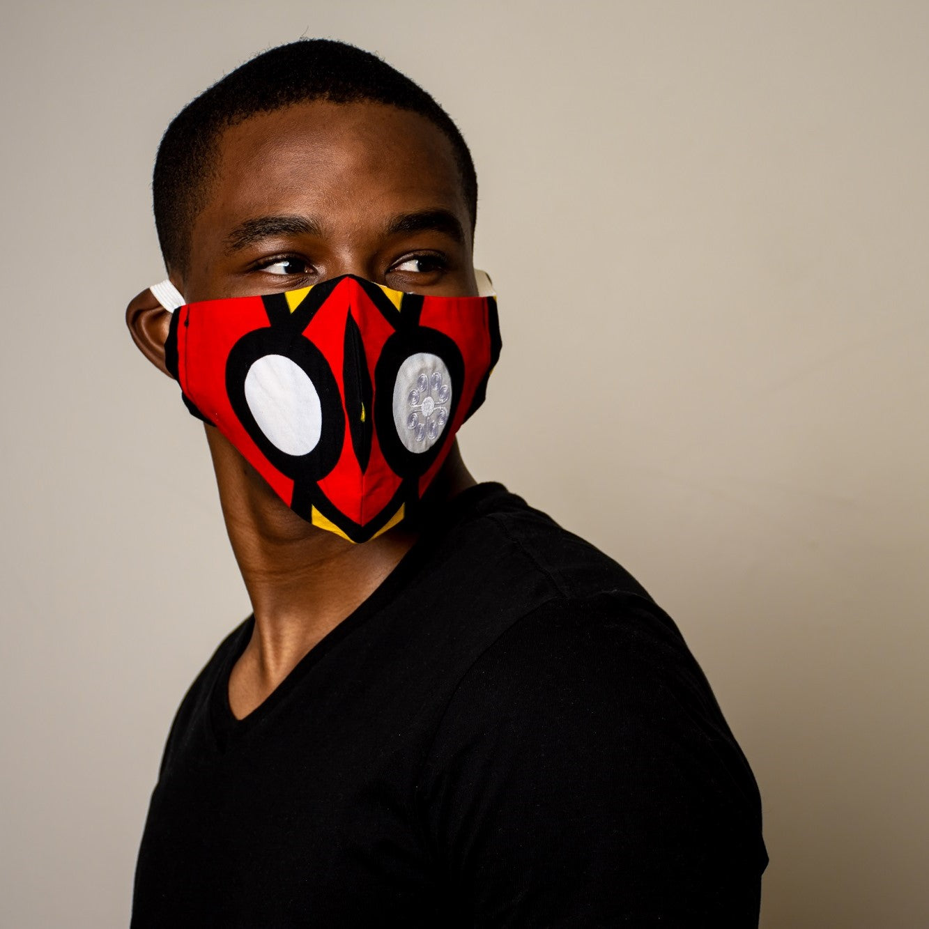 Amo - Ninja Face Mask (Branded)