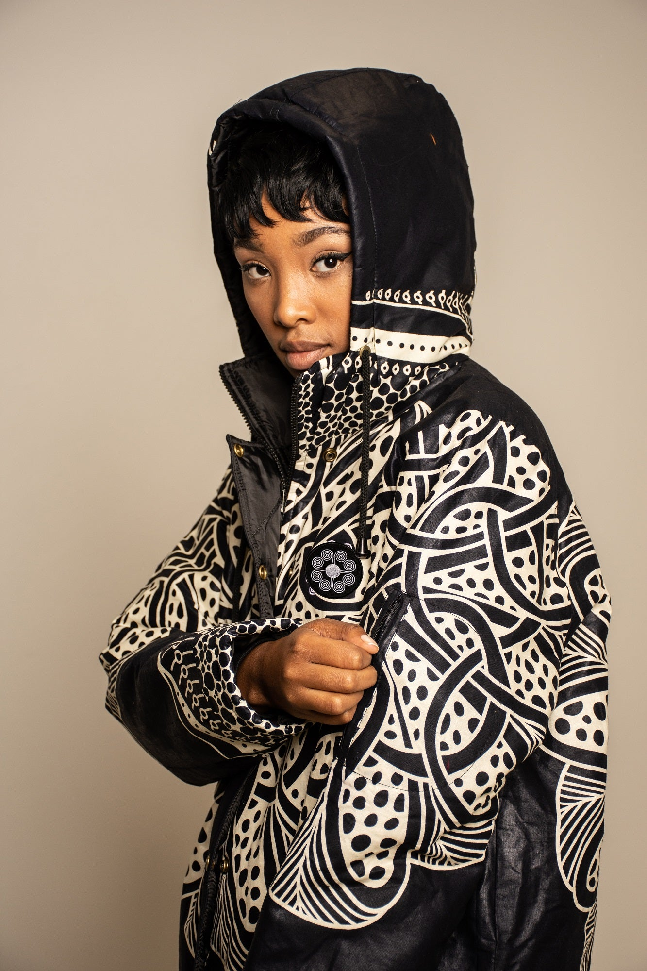Ladies - Thabiso Winter Parka | Luxe Edition |