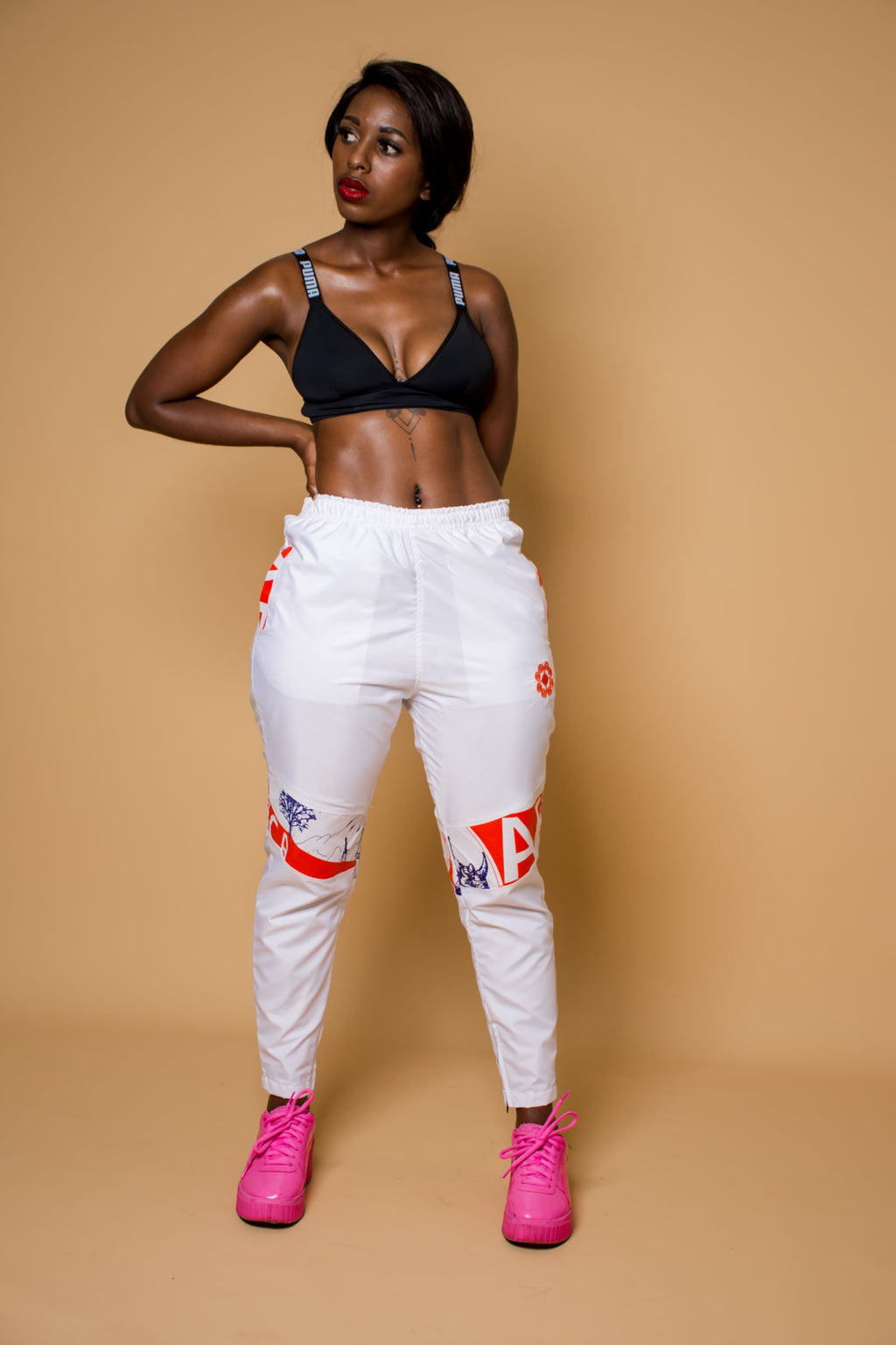 Ladies - Africa Trackpants